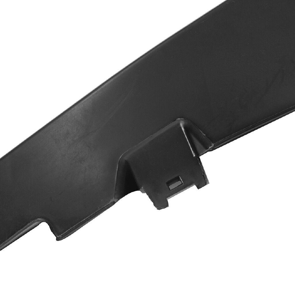 Automotive Tools & Equipment - For Toyota Corolla 03-08 S Style Rear Aprons Spat Bumper Lip Spoiler Body Kit - Car Replacement Parts