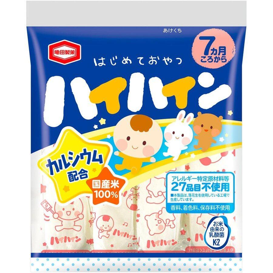 Kameda Hi Hin Baby Healty Biscuits 53g (4973)