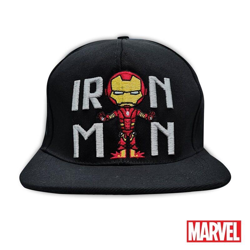 MARVEL Genuine Iron Man Cap Black VIM19001C
