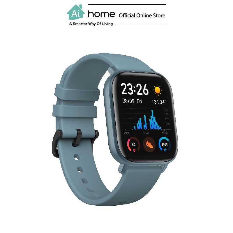XIAOMI AMAZFIT GTS A1914 [ Smart Watch ] with 1 Year Malaysia Warranty [ Ai Home ] HASB