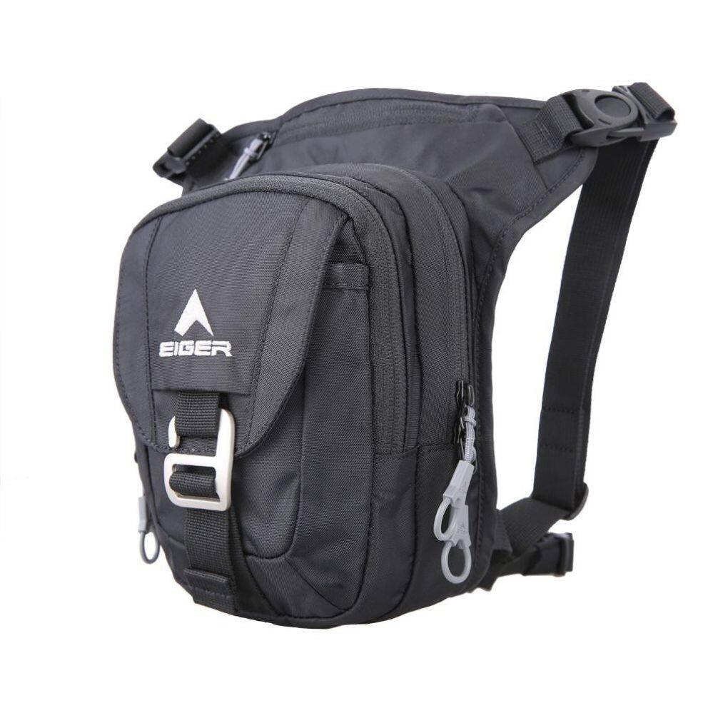 Eiger Militant Legpack 4L - Black