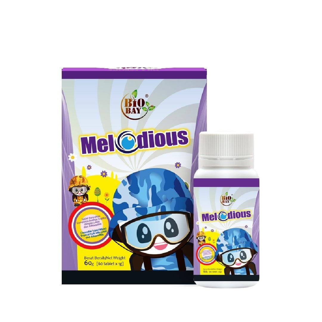 BIOBAY Melodious  Vision Care for Children