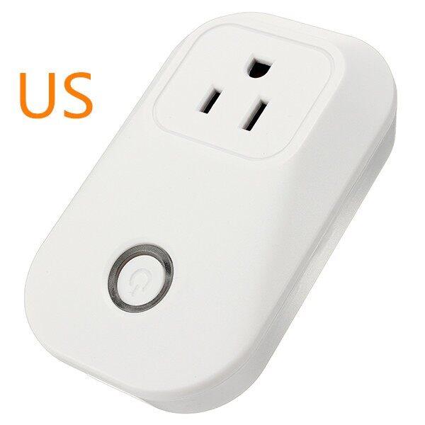 Chargers - WiFi WIRELESS Remote Control Timer Switch Smart Power Socket Outlet EU/UK/US/AU - EU TYPE C / EU TYPE E