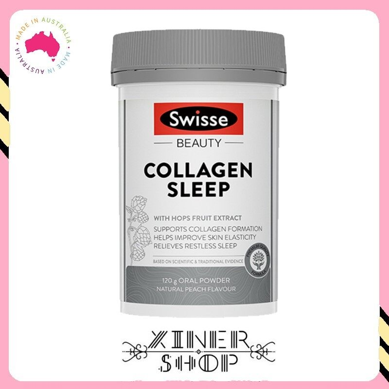 [Import From Australia] Swisse Beauty Collagen Sleep ( 120g )