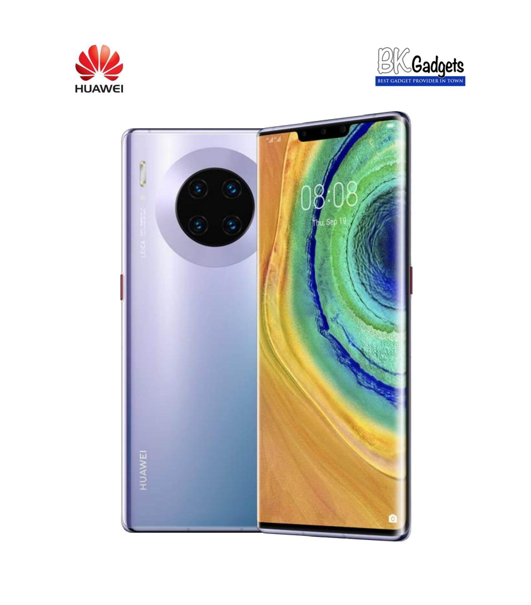 HUAWEI Mate 30 Space Silver [ 8GB + 128GB ] Smartphone