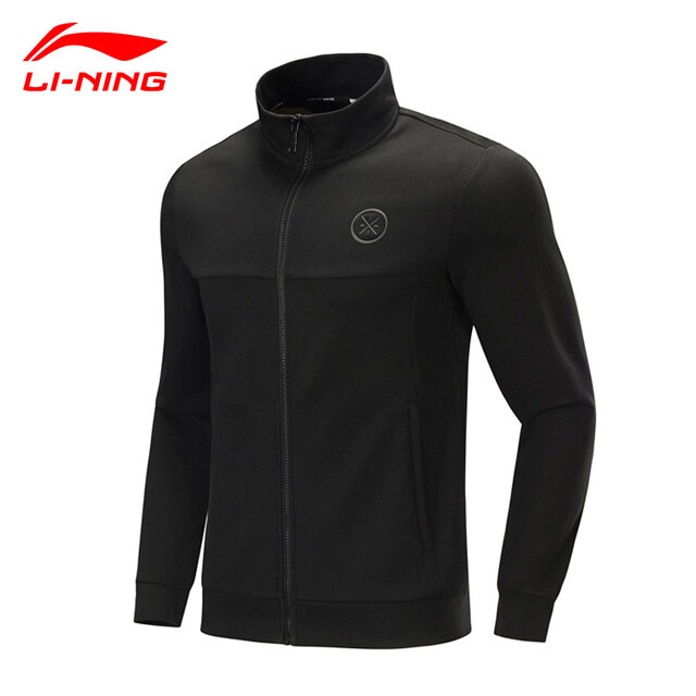 Li-Ning Men's Wade Series Sweater - Black AWDP433-1
