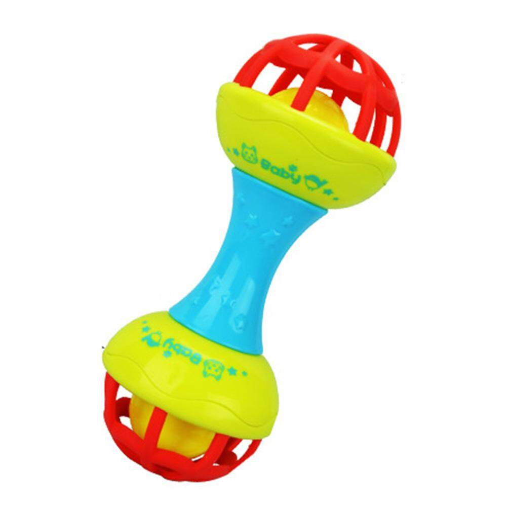 Baby Explore and Rolling Around Toy Baby Rattle and Teether Developmental Baby Toys