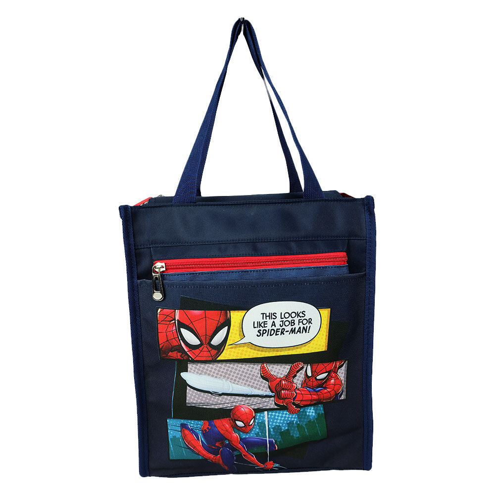 Marvel Avengers Spiderman Tuition Bag VAM2035