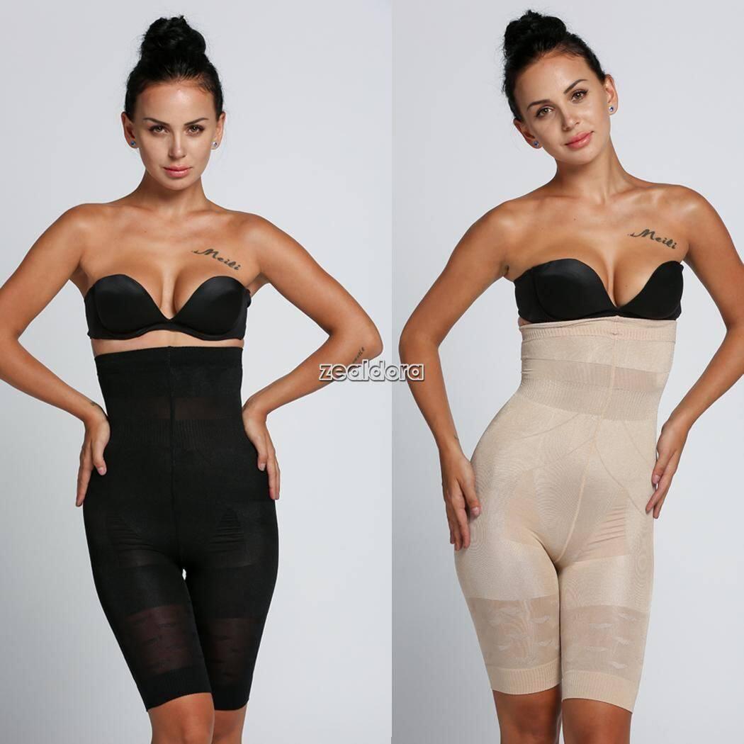 Women Tummy Body Control Shaper Girdle Waist Short Slim Lift Shape Pants FROM SIZE S TO 3XL