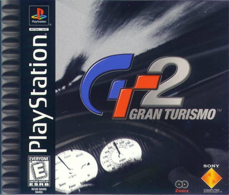 PS1 Gran Turismo 2 (Simulation Mode) (v1.2)
