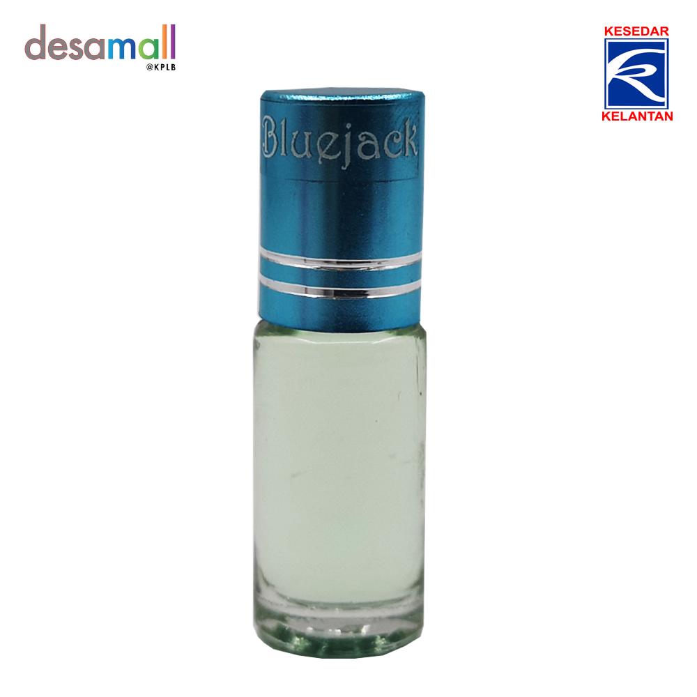 IBAUM LJ Body Perfume Roll On - Bluejack (3ml)