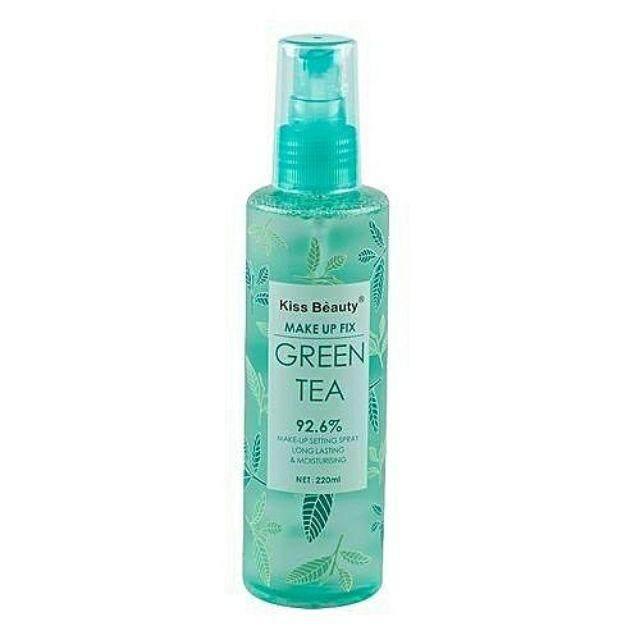 FREE GIFTGreen Tea Kiss Beauty Makeup Spray