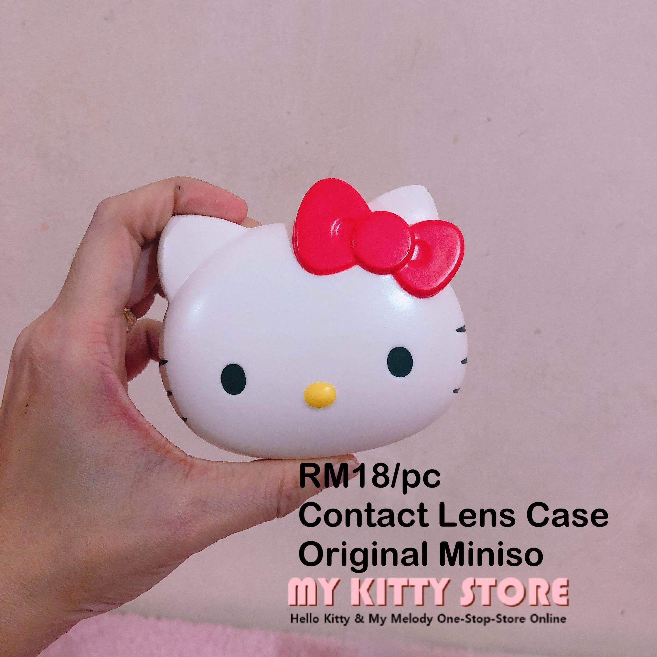Sanrio Hello Kitty Contact Lens Case