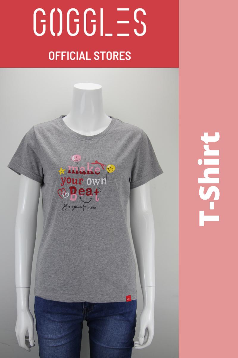 GOGGLES Short Sleeve T-Shirts 022870