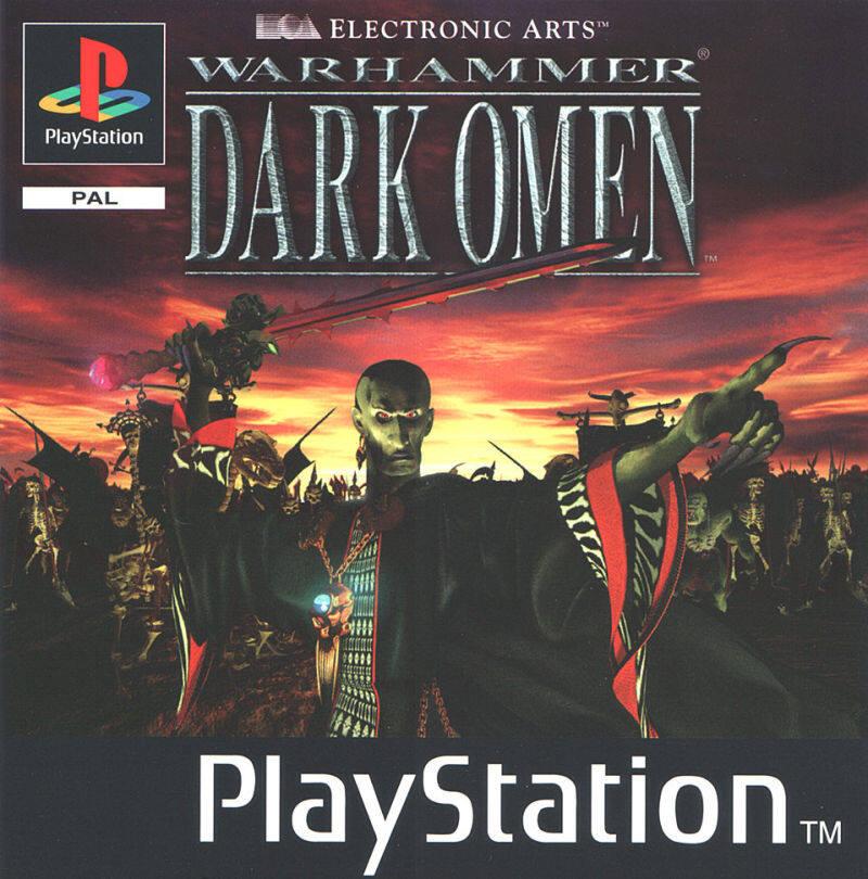 PS1 Warhammer-Dark Omen