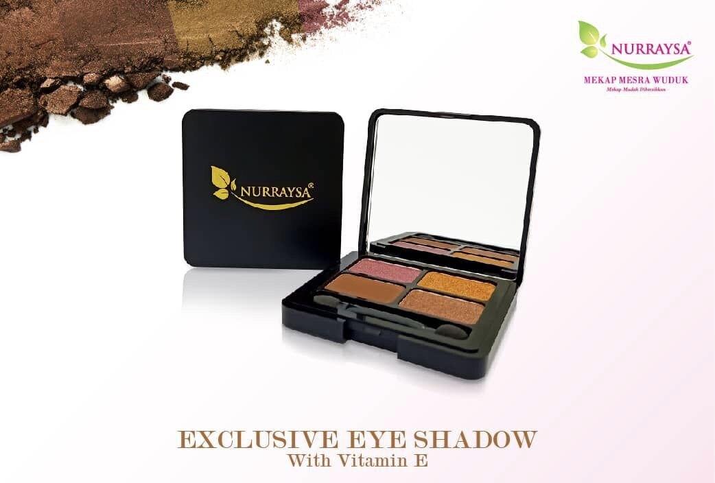 Nurrasya Exclusive Eyeshadow With Vitamin E
