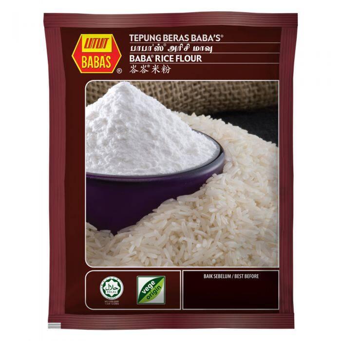 Babas Ragi Flour 500g