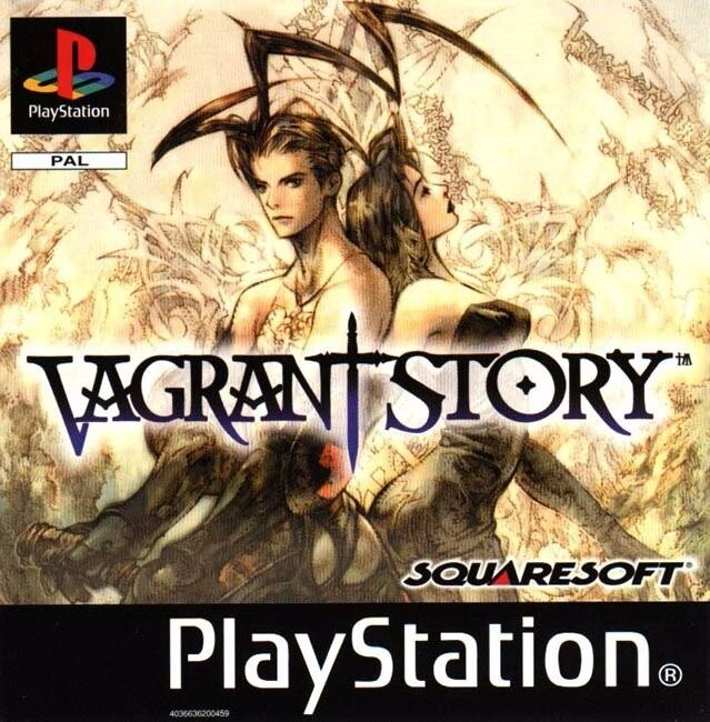 PS1 Vagrant Story