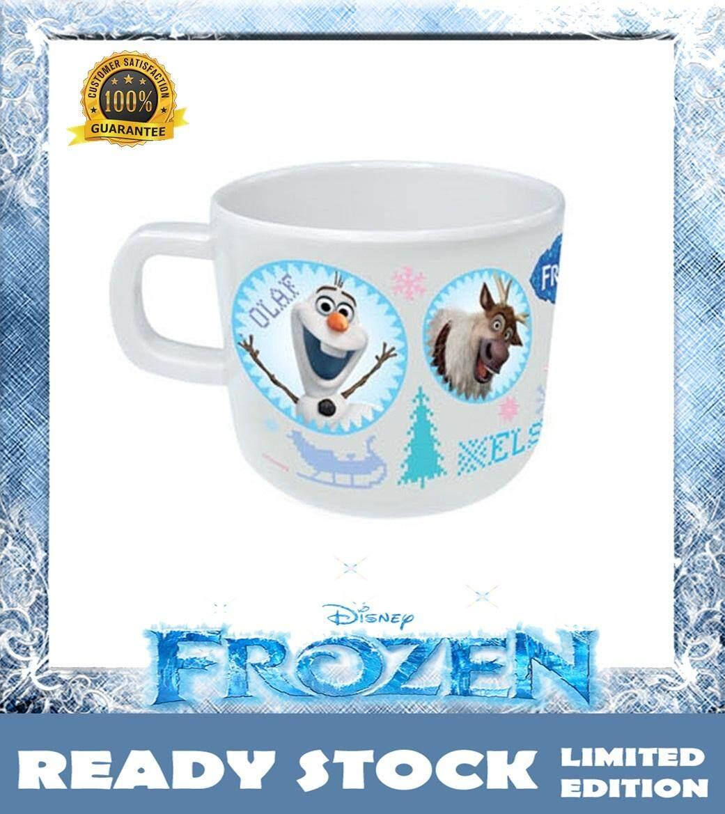 100% DISNEY AUTHENTICDisney Princess Frozen 3 Inches Mug - Blue Colour