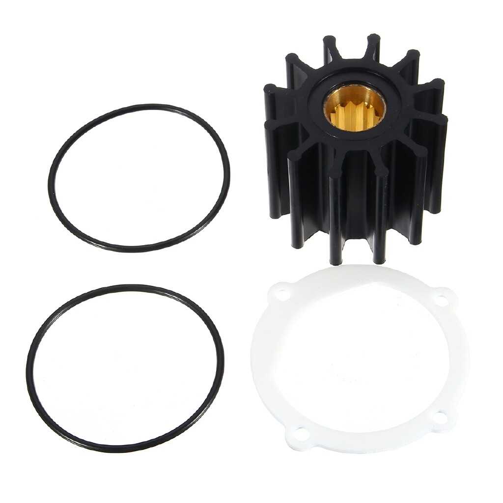 Moto Spare Parts - For Johnson 09-812B-1 F6B-9 Sierra 18-3306 Marine Water Pump Impeller Repair Kit - Motorcycles, & Accessories