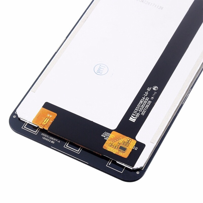 For 5.5 inch Homtom S16 LCD Display + Touch Screen Digitizer Assembly with Tools