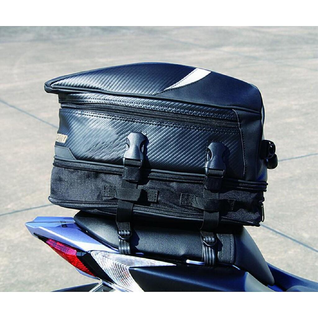 Moto Helmets - Scooter Helmet Pack Waterproof Motorcycle Rear Sport Seat Bag Car Tail Bags - Motorcycles, Parts & Accessories