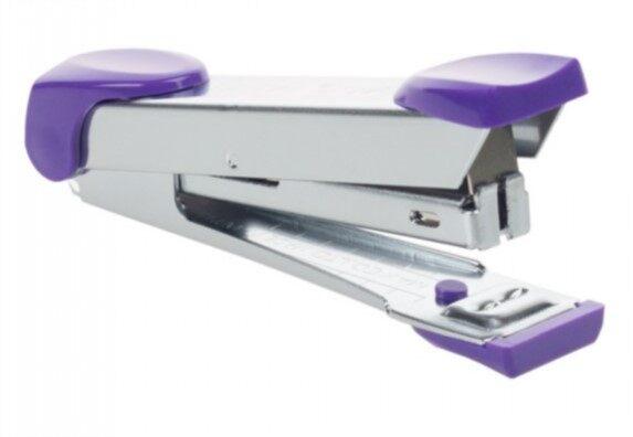 MAX Stapler HD-10TD (standard stapler) Purple