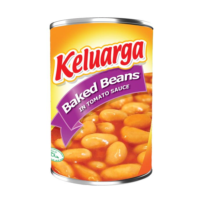 Cap Keluarga Baked Beans 400g