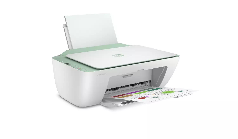 HP Printer DESKJET AIO COLOUR 7FR54A/2722 (Print/Scan/Copy/Wifi)