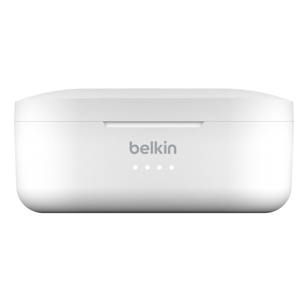 Belkin True Wireless Earbuds SOUNDFORM with Bluetooth, IPX5-rated Sweat Resistance, 5 Hours Play Time