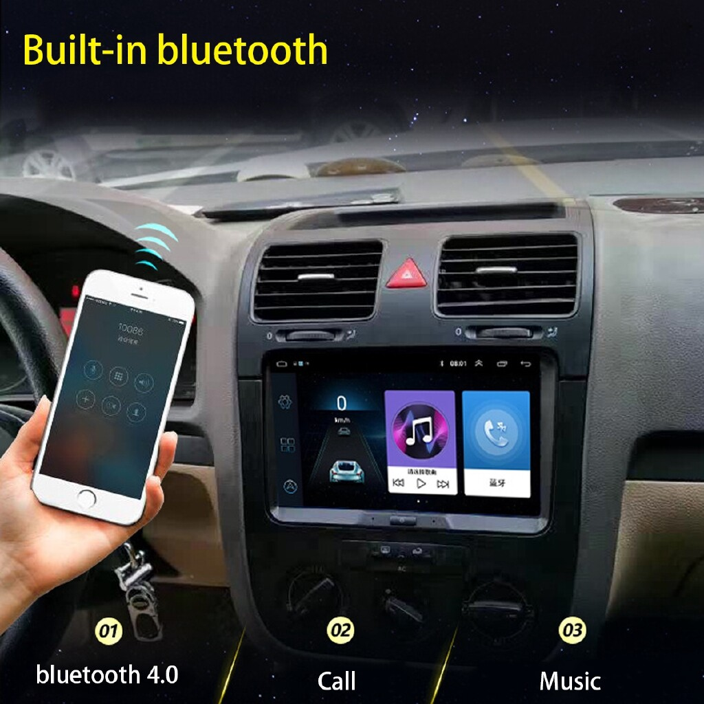 Vehicle GPS - For Android 8.1 Car Multimedia Player 10 Up Down Moving Adjustable Screen Radio - Car Electronics
