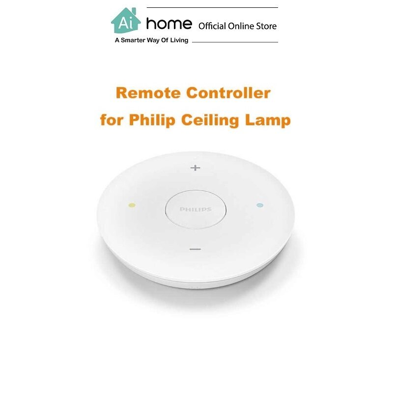 PHILIPS Zhirui LED Light [ Remote Controller ] with 6 Months Malaysia Warranty [ Ai Home ] ZLEDW