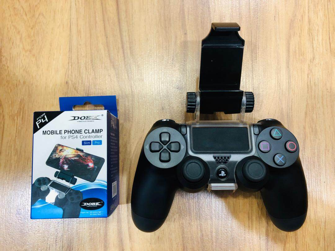 DOBE Mobile Phone Clamp For PS4 Controller (SLIM/PRO)