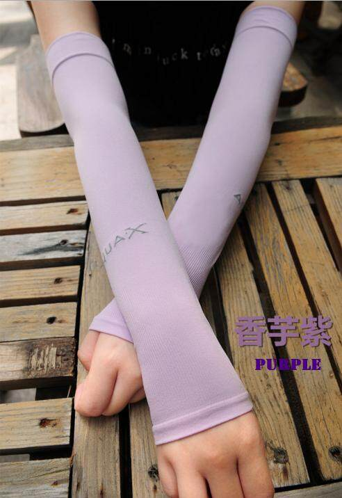 [MALAYSIA READY STOCK ] - KOREAN AQUA X COOLING HAND SOCK - 6 COLOURS