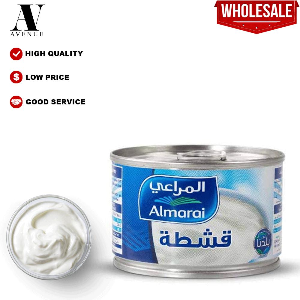 Almaraei Cream 170g - قشطة المراعي almarai