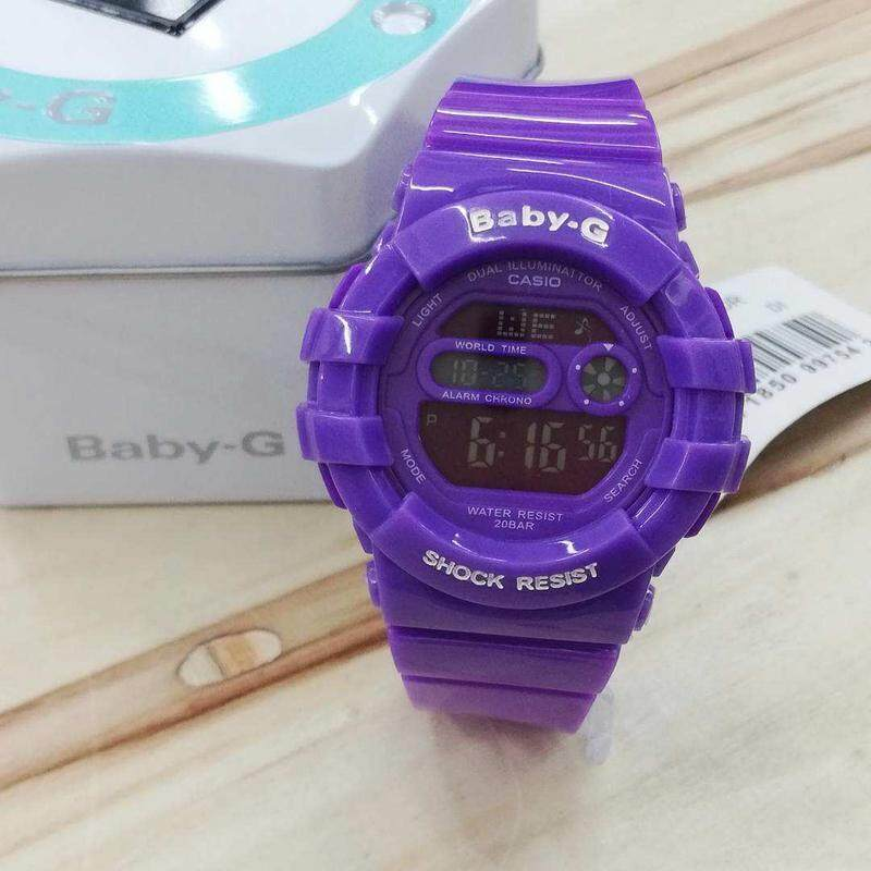 PROMOTION BABY Digital Time Display Resin Women\'s Watch Dual New Fashion & Affordable Price