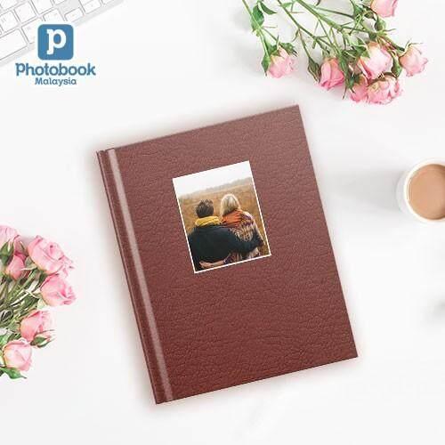 "[e-Voucher] Photobook Malaysia - 8"" x 11"" Medium Portrait Debossed Hardcover Photobook, 40 pages"
