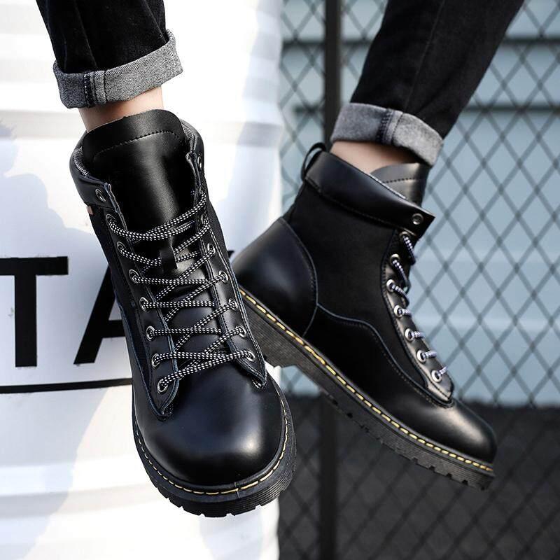 JYS Fashion Korean Style Men Boot Shoes Collection 521- 1939