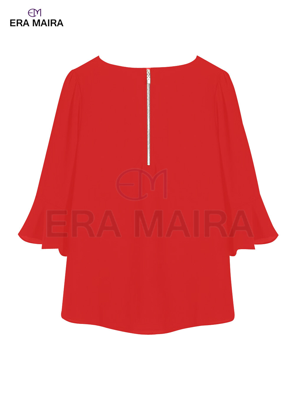 Era maira sleeve blouse for muslimah wide kimono - Widz