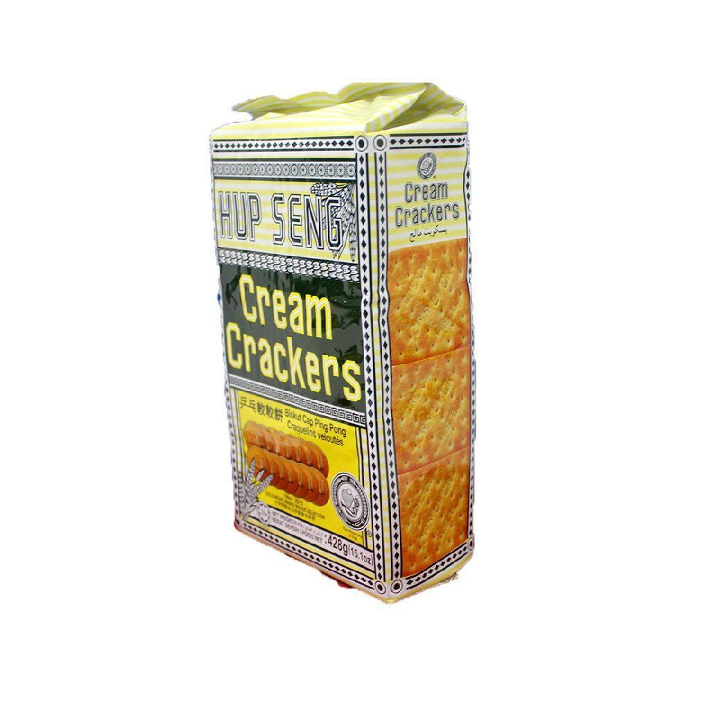 Hup Seng Cream Crackers  428g READY STOCK