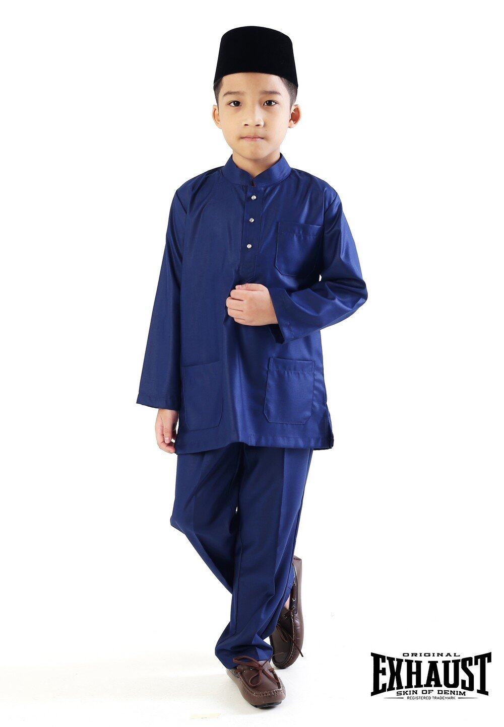 Exhaust Baju Melayu Modern Fashion Kids 88625#7