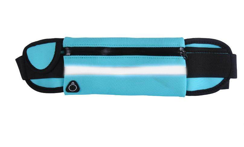 Unisex Sport Waterproof Waist Bag For Swimming Running Phone storage pouch