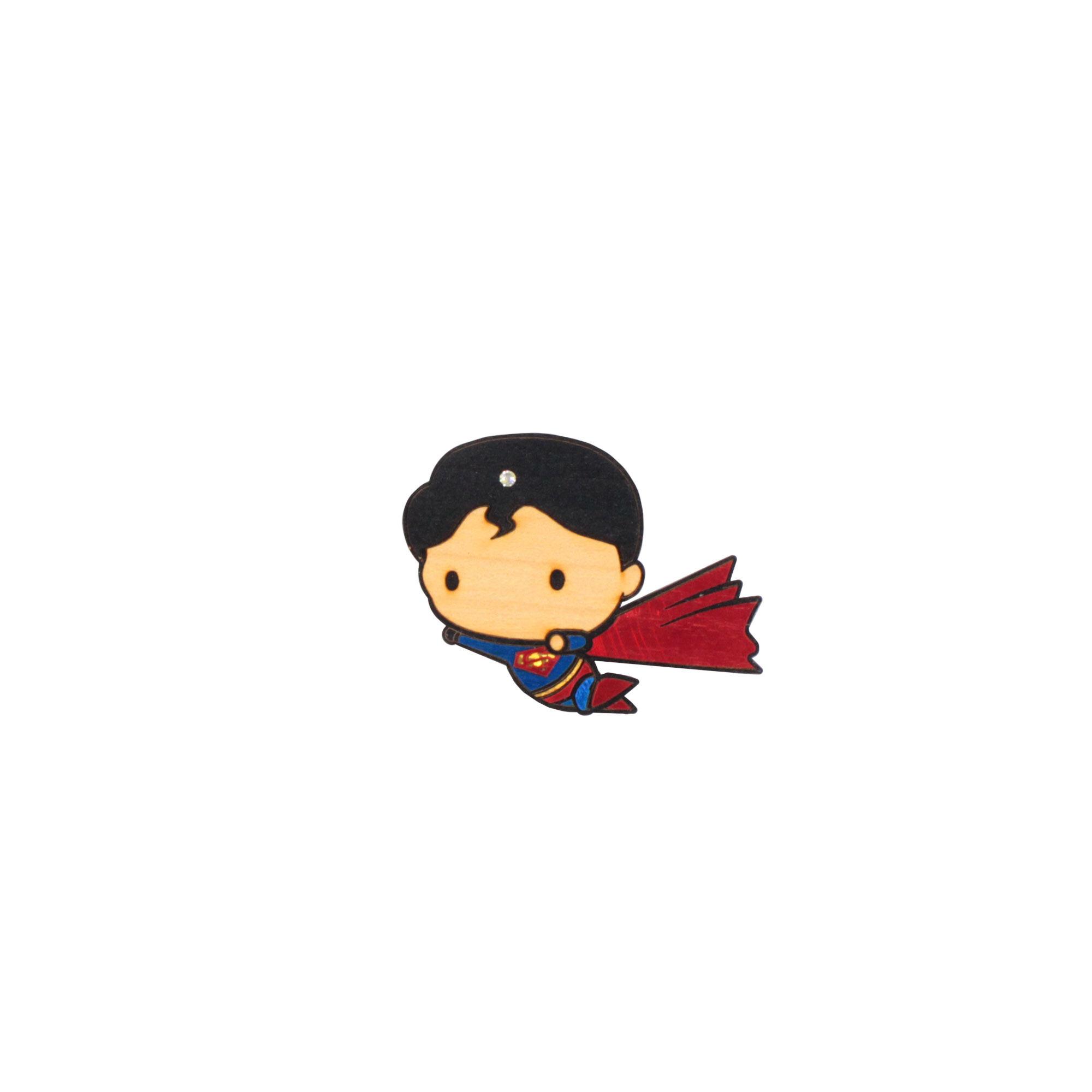 DC Comics Justice League Magnet - Chibi Superman