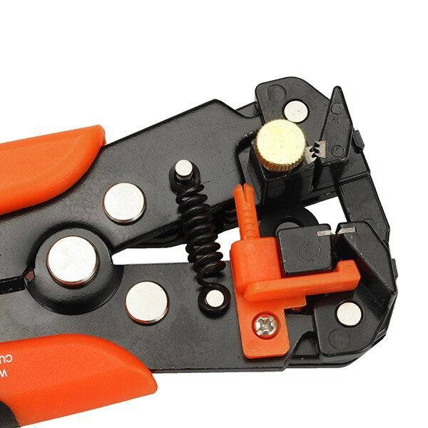 Cool Gadgets - Version Multifunctional Automatic Cable Wire Stripper Plier Self ADB - Mobile & Accessories