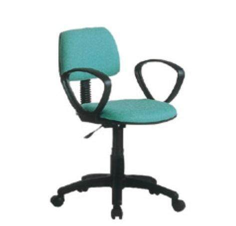 (FREE Delivery Klang Valley) Aries Typist Chair With Armrest, (Mesh/Fabric)