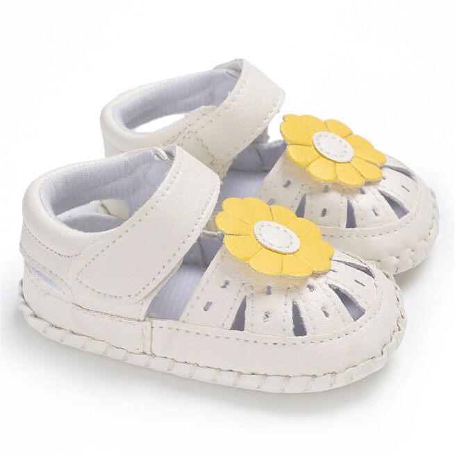 Giày Trẻ Em SunnyLady Giày Trẻ Em Nhãn Dán Ma Thuật Prewalker 0-18M Đế Mềm Dép Chống Trượt giá rẻ