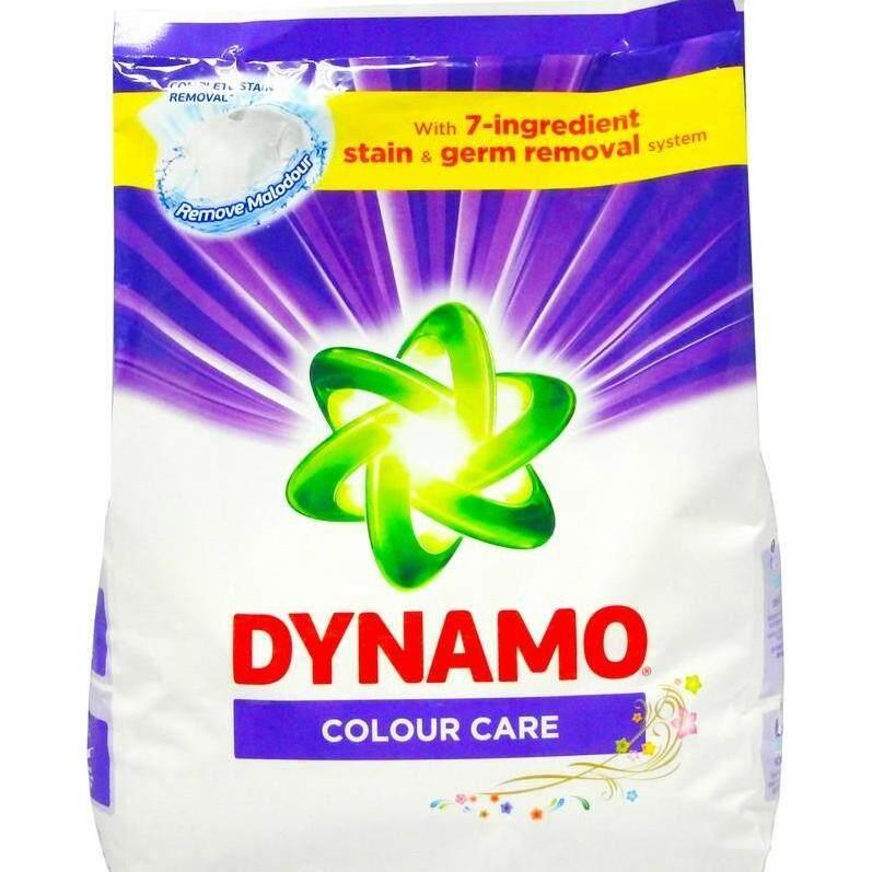 Dynamo  Powder Detergent COLOUR CARE 2.1KG READY STOCK