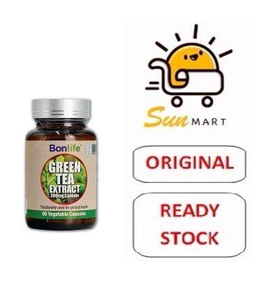 Bonlife Green Tea Extract Capsule (60's)