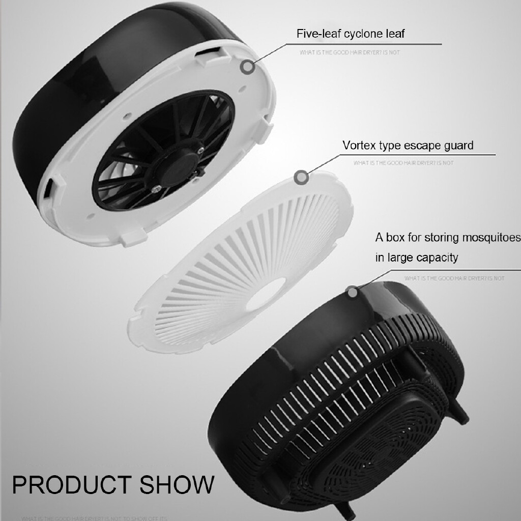 Specialty Lighting - Light Trap Lamp Mosquito Zapper Insect Killer Fly Bug Pest Control