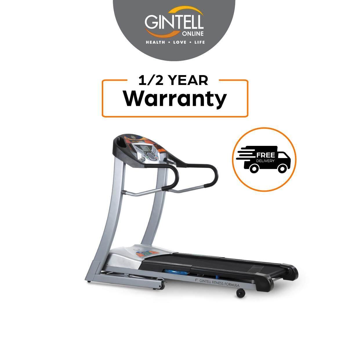 GINTELL FT22 CyberAIR Treadmill (Showroom Unit)